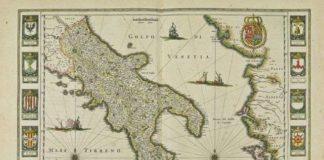 cartografia regno di napoli
