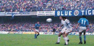 Napoli Juventus alle origini