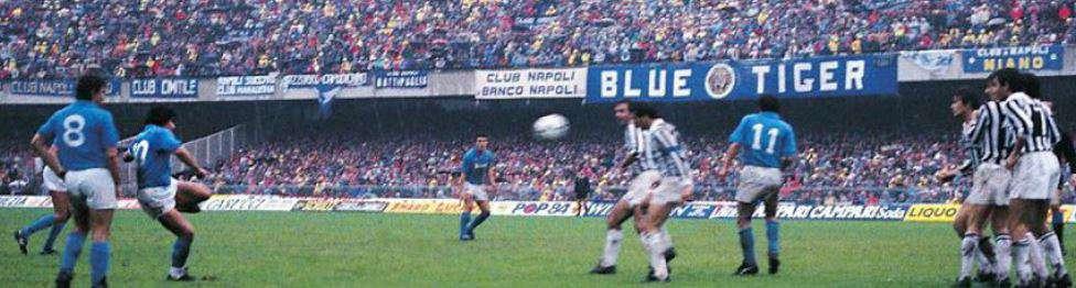 Napoli – Juventus alle origini della rivalità