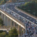 Napoli, tampona un'autovettura sulla Tangenziale di notte e fugge: denunciato 39enne napoletano