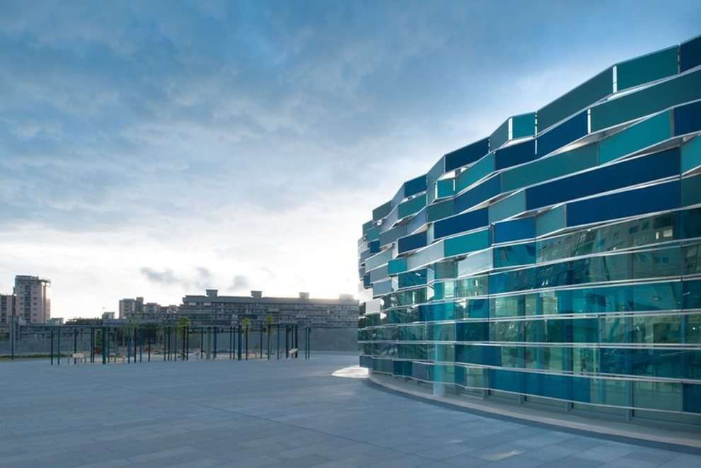 Ospedale del mare, nuova inaugurazione