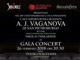 balletto russo sbarca a Napoli