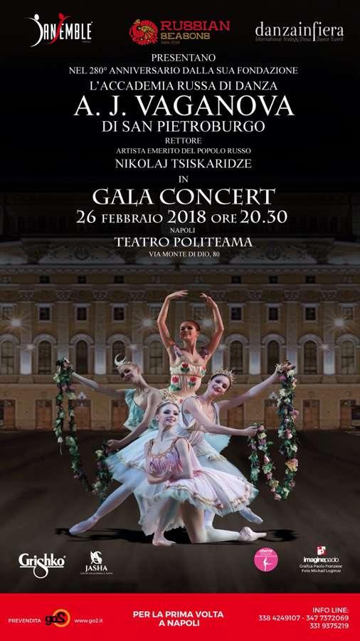 Il balletto russo sbarca a Napoli