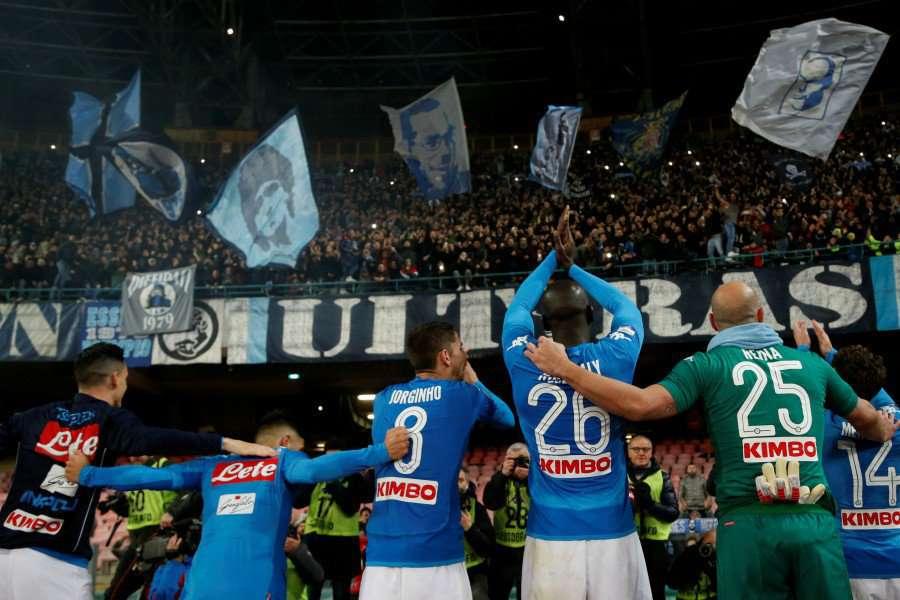 Napoli batte la Lazio: Secondo tempo perfetto
