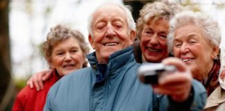 felici a 70 - felicità, 70 anni, 20 anni, amore, alimentazione, attività sportiva, Queensland