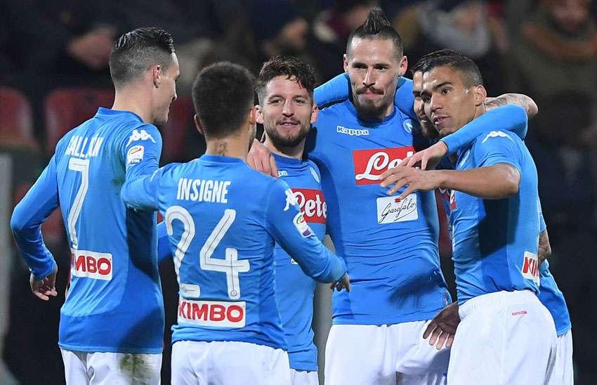 Il Napoli ci prova dopo la sconfitta con la Roma