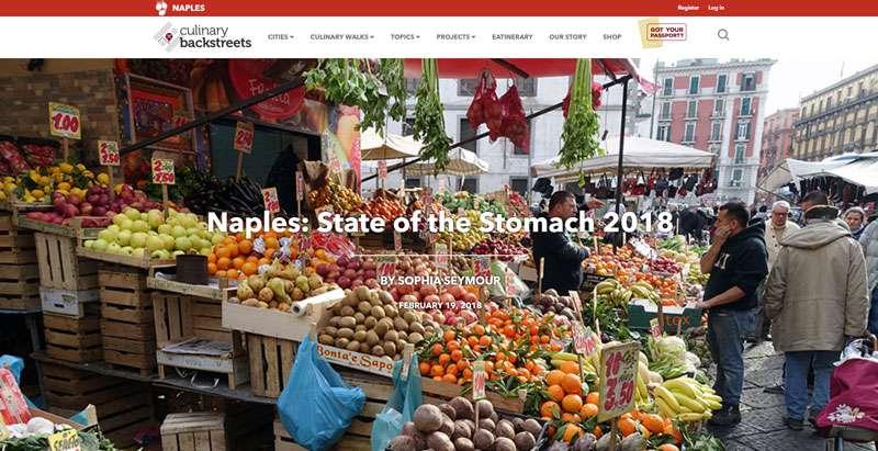 Napoli continua a sbancare all'estero, cucina, viaggi, napoli, the telegraph, meta perfetta, culinary backstreet, stomaco, articolo, Sophia Seymour