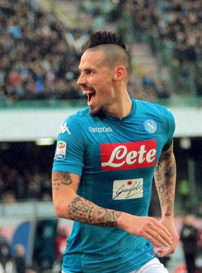 Napoli, Calcio, Hamsik, Campionato