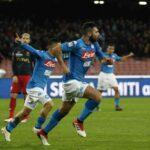 Serie A. Il Napoli si rialza con il Genoa