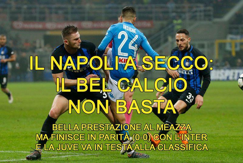 Il Napoli ritrova se stesso