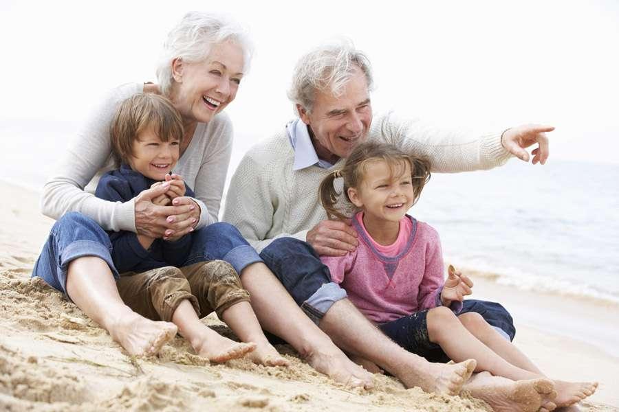 Essere nonni: un ruolo bello ma delicato