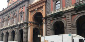 l'amica geniale, saverio costanzo, centro storico di napoli, palazzo gravina, elena ferrante