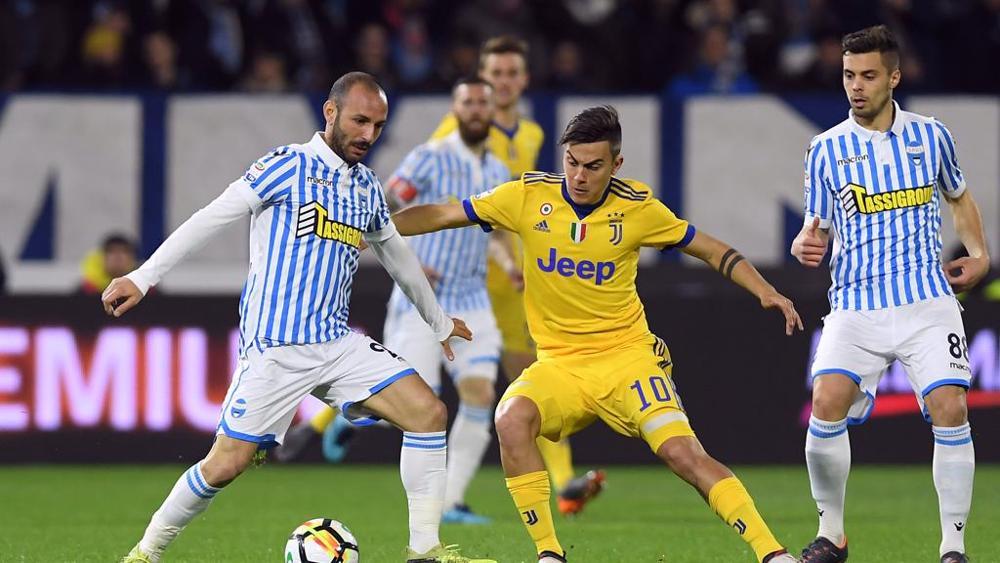 Spal, Juventus, Calcio