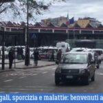 Piazza Garibaldi, il regno degli ambulanti