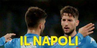 il napoli non vuole mollare calcio napoli, juventus, sabato sera, organico del Napoli, Serata sfortunata, mollare, impegno, ko