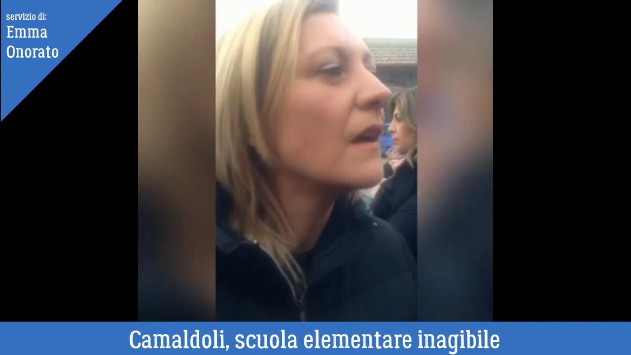 Camaldoli, scuola elementare inagibile