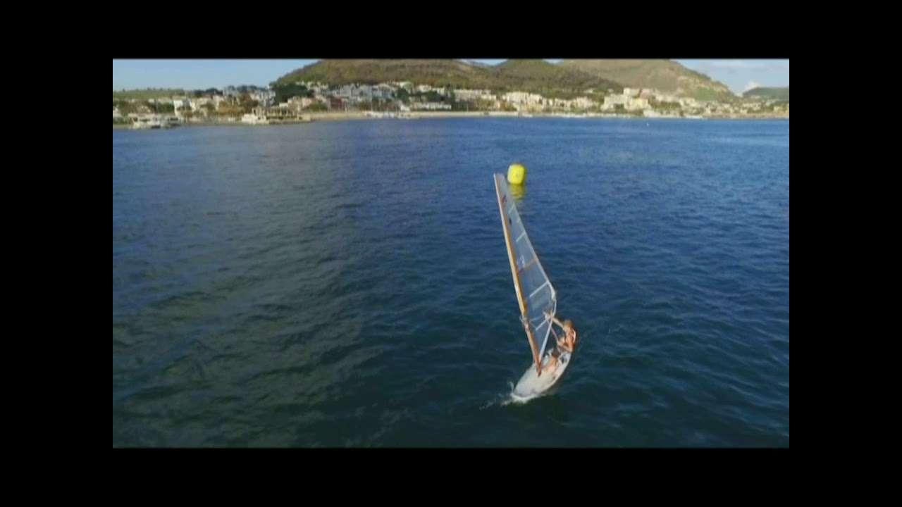 Coppa Italia di Windsurf a Pozzuoli