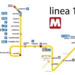 Metro Linea 1 di Napoli chiusura anticipata