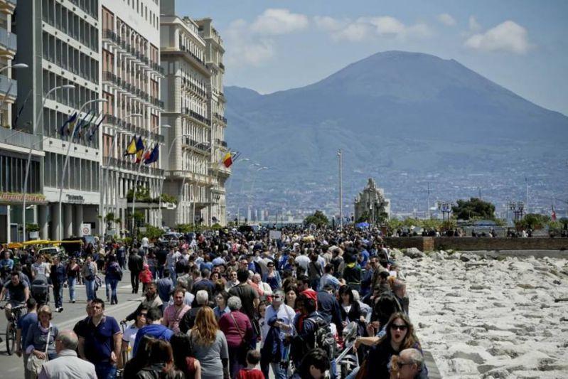 Pasquetta a Napoli. I 5 appuntamenti da non perdere