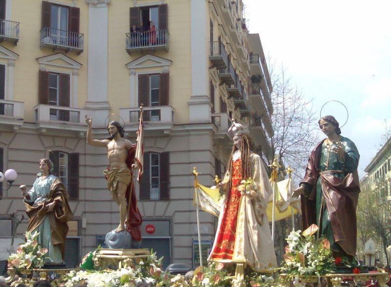 Vomero: la processione di Pasqua si farà
