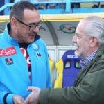 """De Laurentiis: """"Pace fatta coi giocatori. Gattuso rispettato dallo spogliatoio"""""""