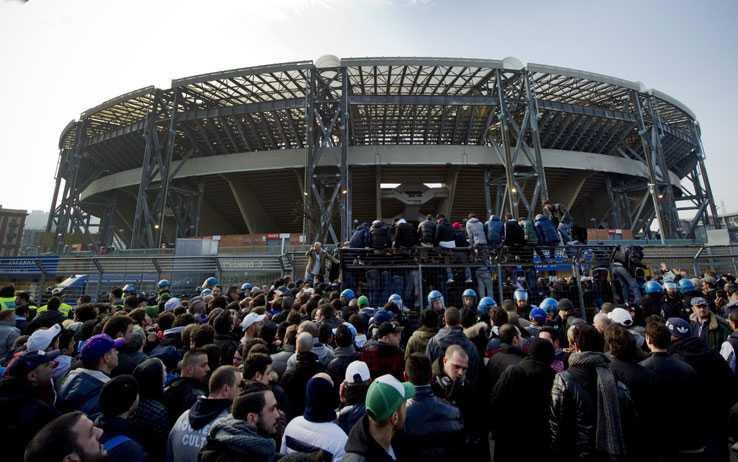Sassuolo-Napoli: da domani parte il rimborso biglietti