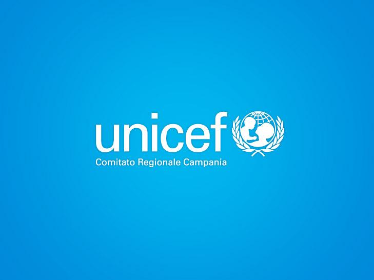 """Unicef  Campania: """"per ogni bambino la giusta opportunità"""""""