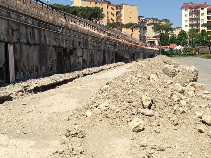 Blitz dei 5 Stelle presso il Collana: «Che fine hanno fatto i 190.000 euro stanziati?»
