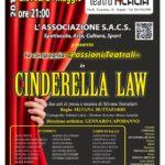 """Napoli, """"Passioni teatrali"""" torna all'Acacia con """"Cinderella Law"""""""