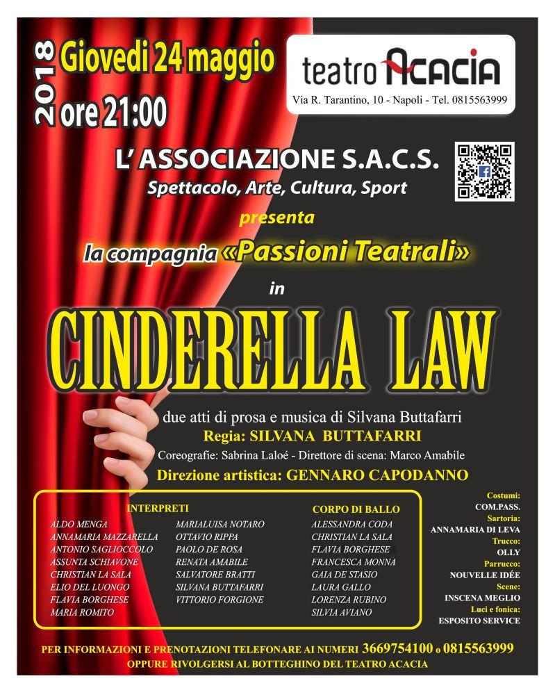 cinderella law