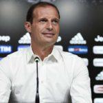 Juventus, la frecciatina di Allegri: «Loro hanno il bel gioco, ma noi…»