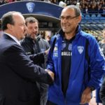 Benitez, De Laurentiis pensa al dopo Sarri