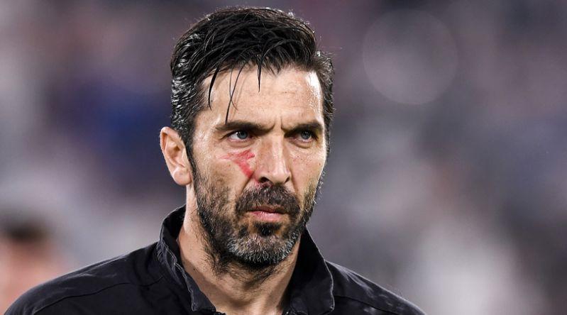 L'ira di Buffon dopo Juve-Napoli
