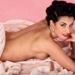 Claudia Letizia, foto sexy per il Napoli