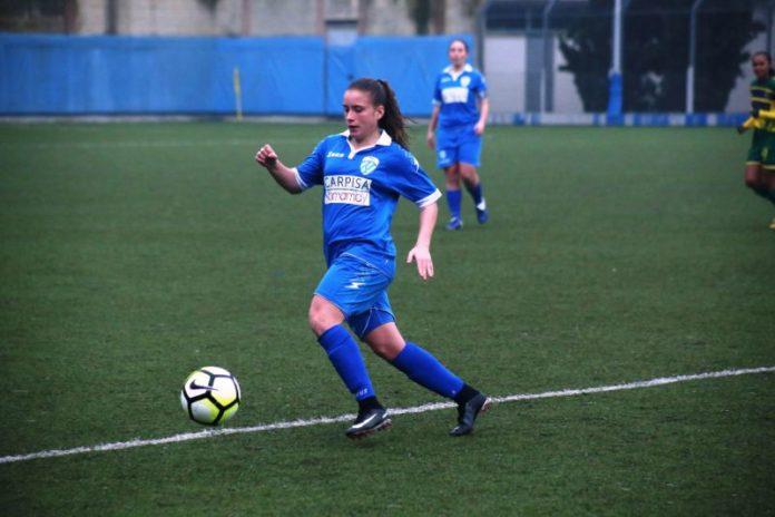 calcio femminile, virtus partenope, derby, napoli femminile