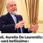 De Laurentiis: «È una notte meravigliosa, ora sarà bellissimo»