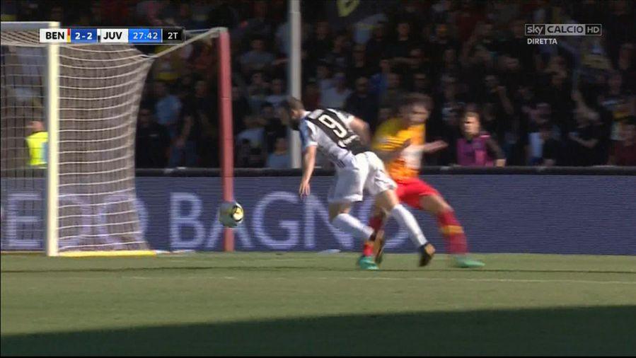 Benevento Juve finisce in tribunale