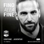 Higuain spera di far gol al Napoli