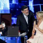Maradona di nuovo in Italia