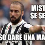 I meme di Juventus Napoli