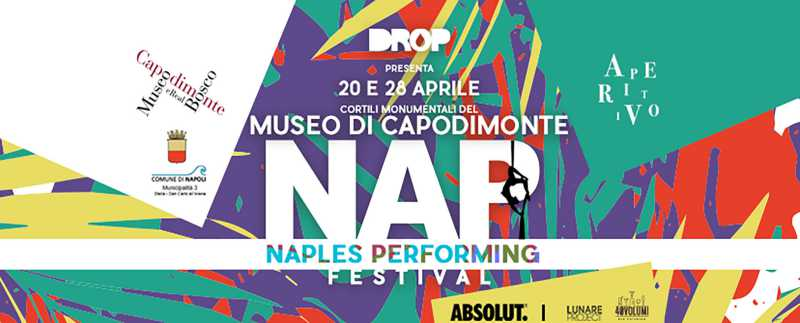 weekend al museo di capodimonte, rugby, naples performing festival, musica, eventi