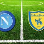 Napoli-Chievo: cambi in difesa e centrocampo