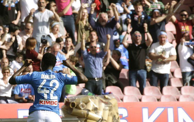 Napoli-Chievo: una vittoria da cardiopalma