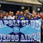 Buenos Aires in festa per il Napoli (video)
