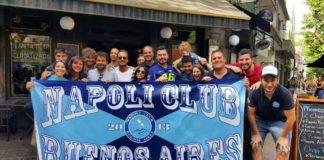 napoli club buenos aires, juventus-napoli, juve-napoli, tifosi