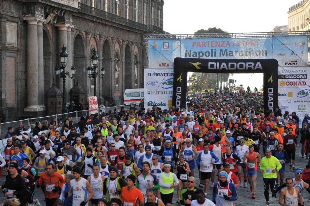maratona di napoli, napoli marathon