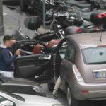 Napoli, è protesta contro la piaga dei parcheggiatori abusivi