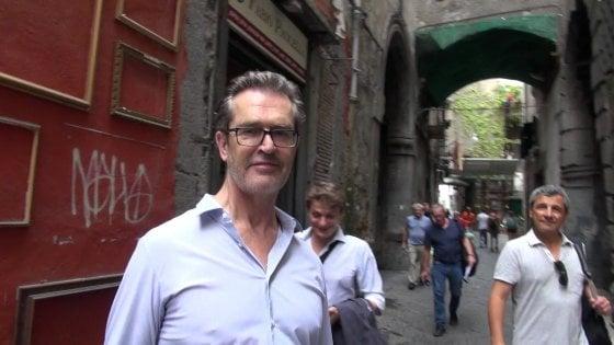 Everett: «Vorrei fare un film su Napoli nel '44»