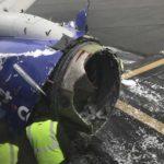 Esplode un motore sul volo New York-Dallas