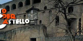 un'opera per il castello, castel sant'elmo, giovani artisti, concorso